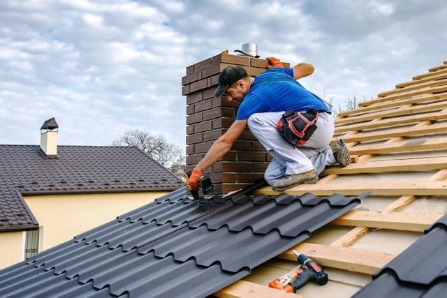 Commercial Type of Roofing Materials and Making Them Useful